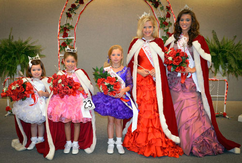 Little Miss Arkansas 2011