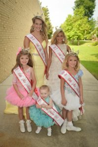 2017 Little Miss Arkansas Pageant Winners